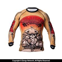 """Samurai Panda"" Rash Guard by..."